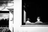 Restaurant (donlunzo16) Tags: bw black white blackwhite nikon df color lightroom raw nef preset vsco film vignette pack 3x nd filter city town nikkor afs lens fance antibes vielle restaurant cool