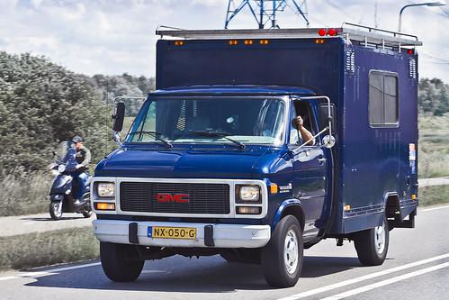 GMC Vandura 3500 6.5 Diesel 1995 (2751)