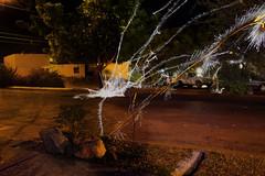 Fun Explosion (JoseAFP) Tags: firework paint cohetes pintando luz light night noche long exposure larga exposicion canon street calle pavement pavimento