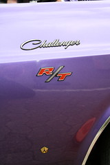 Dodge Challenger R/T SE (Triple-green) Tags: iphotooriginal 2007 auto canon24105mm14l canoneos30d challenger dodge kaunitz plumcrazy rt se strasenkreuzertreffen uscar v8