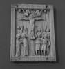 Relief mit der Kreuzigung Christi (wpt1967) Tags: berlin bodemuseum canon50mm christus eos6d elfenbein konstantinopel kreuzigung kunst art crucifixion museum wpt1967