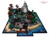 Skull Island phase 2 - Pirates (raskovits) Tags: lego pirates skull island