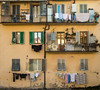 Somewhere in Florence (damar47) Tags: pentax k30 windows balconi balcony balconies finestre italian italy italia florence firenze pentaxart