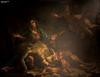Annibale Carracci (scuola), Pietà, XVII sec, Cosenza, Galleria Nazionale Palazzo Arnone (DimAntArt) Tags: annibalecarracciscuola pietà cosenza gallerianazionale palazzoarnone