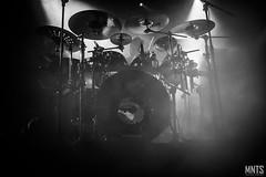Mgła - live in Warszawa 2017 fot. Łukasz MNTS Miętka-2