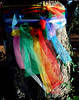 Rainbow wrap (SierraSunrise) Tags: buddhism esarn isaan nongkhai phonphisai religion sacredtree superstition thailand rainbow pastels