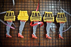 The Leg Lamp (ladybugdiscovery) Tags: leg lamp leglamp achristmasstory fun cookies sweet treat