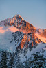 Pyramid Peak Atop Mount Shuksan Alpenglow (www.mikereidphotography.com) Tags: shuksan baker winter alpenglow zeiss
