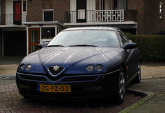 1999 Alfa Romeo GTV 3.0 V6 24V (rvandermaar) Tags: 1999 alfa romeo gtv 30 v6 24v alfagtv alfaromeo alfaromeogtv sidecode5 zgpz02