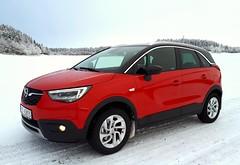Opel Crossland x (rossingen) Tags: opel crossland norge vinter red