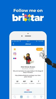 BriXtar - The new app for Lego enthusiasts