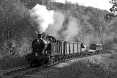 4277 Churchward GWR 2-8-0T steam locomotive (Roger Wasley) Tags: 4277 churchward gwr 280t cheddleton churnetvalleyrailway trains heritage steam locomotive railways uk
