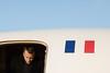 17/11/2017 - Goteborg © Philippe Servent / Présidence de la République (Elysée - Présidence de la République) Tags: goteborg arrivée avionprésidentiel sommetsocial drapeau français