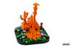 Orange temple (Pistash) Tags: pistash moc brickpirate bpchallenge temple lego microscale