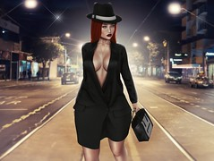 New Post ►445◄ VHW (Fadagitana Blindside (Virtual Hype Woman)) Tags: maitreya ascend illi theprojectse7en treschic fashion blog sl secondlife women woman fashionblog avatar model hair virtualworld blogger 3d photo photography clothes new outfit bento meshbody mesh meshead hat bag