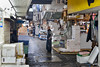 A Man Cleaning at Tsukiji Fish Market with a Water Hose 築地市場, Tokyo (takasphoto.com) Tags: 23specialwardsoftokyo 50mm asia asian d600 edo fishmarket fisherman focallength50mm fullframe honshū japan japon japón kantō kyūshū lens nikkor nikkor50mmf14gsicswprimeafs nikon nikond600 pescadero photography prime primelens street streetphotography tokio tokyo tsukiji tsukijifishmarket tsukijimarket tōkyō f14 токио япония יפן اليابان ژاپن एशिया जापान ประเทศญี่ปุ่น アジア ストリートスナップ ニコン ニッコール 亜細亜 日本 東京 東京都 築地 築地市場 도쿄 일본 chūōku tōkyōto jp