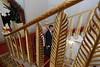 2017-05-23: Paris/Elysée - Entretien avec Alain GRISET, Président de l'Union des entreprises de proximité (U2P) (Elysée - Présidence de la République) Tags: alaingrisetprésidentdeluniondesentreprisesdeproximité elysée emmanuelmacron escaliermurat palaisdelelysée syndicat u2p paris iledefrance france emmanuel macron présidence de la république mai 2017