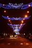 festive street (Ihor Hlukhoi - intui.pro) Tags: outdoor ukraine art city palaces tree christmas people night illumination light holiday newyear photo photographer photography intuipro kremenchuk nikon nikond7100