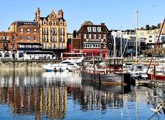 Ramsgate Marina (philbarnes4) Tags: ramsgate thanet kent england philbarnes reflection