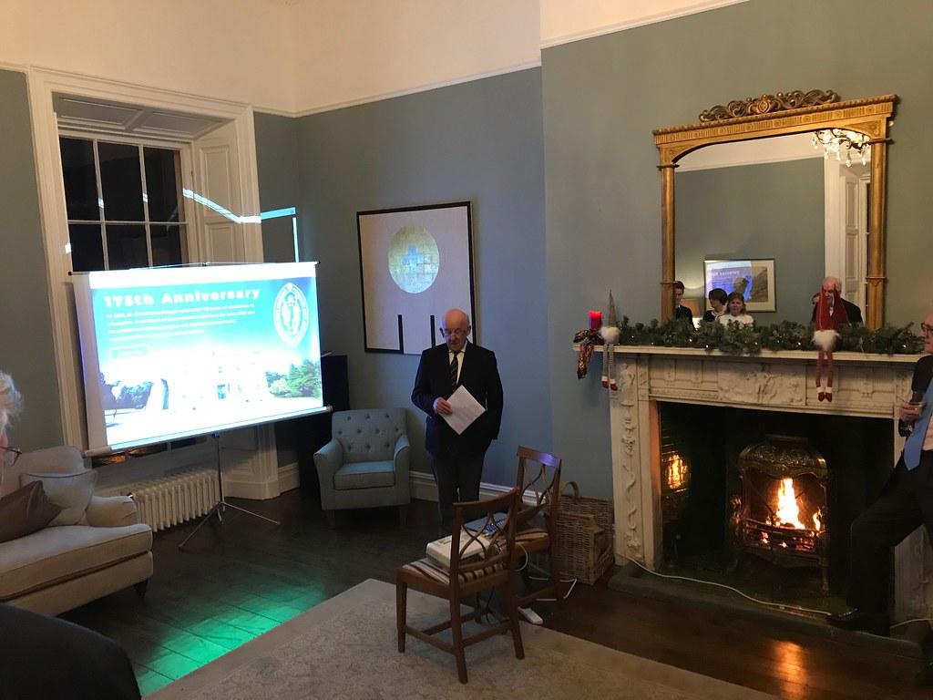 Development Office & 175 Anniversary Launch