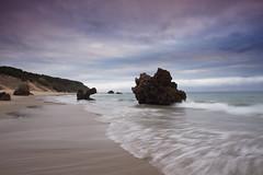 La Jabonera (jaocana76) Tags: playabolonia playalajabonera cadiz tarifa andalucia atardecer sunset beach playa campodegibraltar straitsofgibraltar strog canoneos7d canon1635 jaocana76 rocks rocas clouds cloudy nubes nuboso paysage