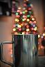 good morning cheer (ladybugdiscovery) Tags: shinymetals mug tin cup bokeh christmas smileonsaturdays smile