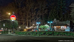 Atlanta, GA: Mount Paran Country Store nestled in the city (nabobswims) Tags: atlanta ga georgia hdr highdynamicrange ilce6000 lightroom mountparangeneralstore nabob nabobswims night nightfoto photomatix sel18105g sonya6000 us unitedstates