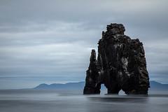 Hvitserkur, péninsule de Vatnsnes (mgirard011) Tags: islande is