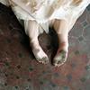 pow (paulswentkowski1983) Tags: dirty feet soles filthy pitch black ebony female street city calloused barefoot barefeet