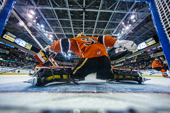 "Kansas City Mavericks vs. Colorado Eagles, December 17, 2017, Silverstein Eye Centers Arena, Independence, Missouri.  Photo: © John Howe / Howe Creative Photography, all rights reserved 2017. • <a style=""font-size:0.8em;"" href=""http://www.flickr.com/photos/134016632@N02/39138173071/"" target=""_blank"">View on Flickr</a>"