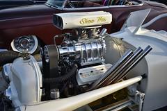Mooneyes X-Mas Party 2017 (USautos98) Tags: 1949 ford shoebox roadster traditionalhotrod streetrod custom engine