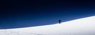 Skiing on  Razor Blades