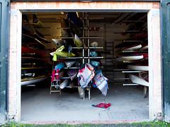 Richmond Canoe Club iii (Gilder Kate) Tags: richmondcanoeclub landsdowneboathouse boathouse petershamroad richmond richmonduponthames london canoes canoe racks thames riverthames panasoniclumixdmctz70 panasoniclumix panasonic lumix dmctz70 tz70