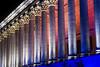 Fête des lumières 2017 - Lyon - Palais de justice (sam.lati) Tags: lyon palais justice colonnes couleurs fête lumières