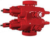 BLOWOUT PREVENTER STACK ARRANGEMENTS - SURFACE INSTALLATIONS (enghmf) Tags: drilling oil gas operations rig offshore onshore bits directional