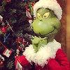 Grinch at Otto's Granary (booboo_babies) Tags: grinch drseuss christmas holiday lubbock