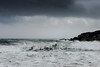 Beach storm (Rich and Chris) Tags: scilly ophelia storm islandlife