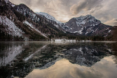 Vorderer Langbathsee & Brunnkogel (subliminalnonsense) Tags: salzkammergut langbathsee ebensee austria österreich upperaustria oberösterreich vordererlangbathsee reflection alpineregion alpinelake lake gewässer snowymountains mountain alpineview scenicview winter snow schnee gebirge alpen alps brunnkogel outdoor 2017 nature natural mountainouslandscape landschaft europa highres snowy snowylandscape winterlandscape panoramicview canoneos700d höllengebirge scenery view panorama alpine landscape water sky trees summit summitcross mountainside topf25 jagdschloss frozen frozenlake frozenwater alpinescenery alpinelandscape panoramicscene panoramic