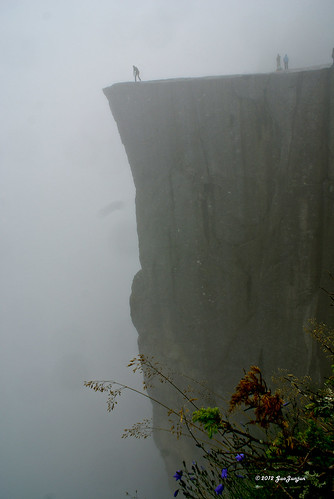Preikestolen, reacher_s Pulpit or Pulpit Rock, 布道台