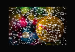... with my warm wishes for 2018  to All of U :) (mariola aga) Tags: newyear 2018 greetingcard wishes art coth alittlebeauty infinitexposure coth5 thegalaxy