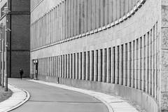 curved way (JayPiDee) Tags: architektur berlin detail deutschland fassade frau gebäude gebäudefassade germany kurven leute linien menschen passant person personen strasenfotografie tamron7020028 abstract abstrakt architecture bw buildingfacade curves facade frontage lines passerby pedestrian people sw streetphotography woman