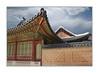 Le bonheur du charpentier (PtiteArvine) Tags: histoire passé palaisroyal gyeongbokgung couleurs bâtiment toits séoul coréedusud asie architecture géométrie