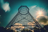 Kühlturm - Cooling tower (Der Hamlet) Tags: kokereizollverein industriedenkmal gerippe kühlturm weltkulturerbe ruhrgebiet industriekultur