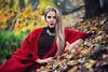 Ania López (Pablo Cañas) Tags: anialópez model modeling modelingfashion belleza beautiful autumn pose posing portrait posado portraiture color colour rojo nature