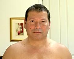 IMG_0961 (danimaniacs) Tags: selfportrait shirtless man guy