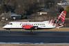 Saab SF340B G-LGNE Loganair (Mark McEwan) Tags: saabscania saab saab340 sf340 sf340b glgne loganair aviation aircraft airplane airliner edi edinburghairport edinburgh tartan scotland