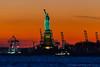 Statue of Liberty, New York City, United States of America (iesphotography) Tags: newyork unitedstatesofamerica usa travel winter nyc ny bigapple travelphotography citybreak newyorkcity vacation location states stateside topofempirestate sunset empire worldtrade skyscraper statueofliberty