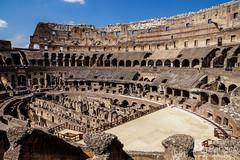 Colosseum (Michał Banach) Tags: italy rome rzym włochy roma lazio it colosseum coliseum flavianamphitheatre anfiteatroflavio history monument gladiators arena sony ilca77m2