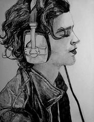 Matty art (MATTY // *OMG*) Tags: matthealy art sketch drawing