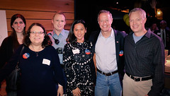 2018.01.06 Out for Pete II with Martin O'Malley and Danica Roem, Washington, DC USA 2-15